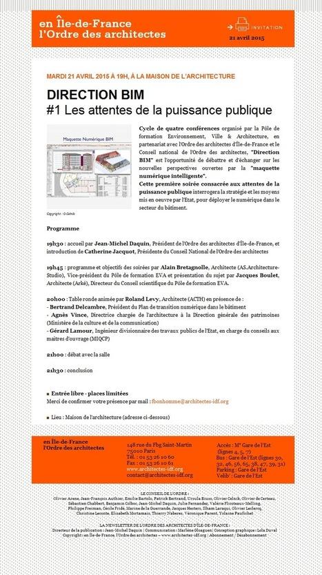 Invitation | architecture-bim-hmonp | Scoop.it