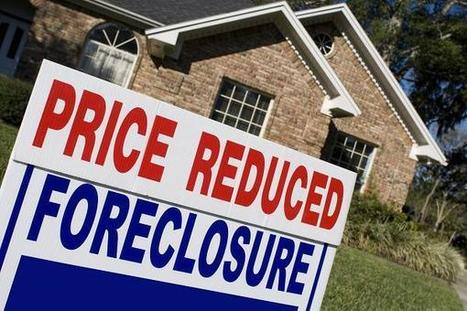 Fewer US homes entered foreclosure track in third quarter | Real Estate Update | Scoop.it