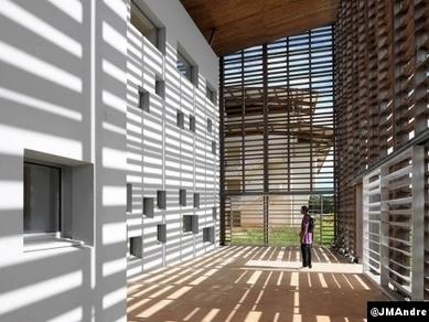 Le Courrier de l'Architecte | rh+, à Cayenne, une question d'attitude | Bibliothèques en évolution | Scoop.it