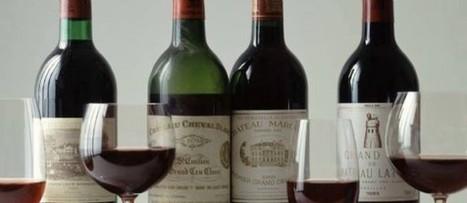 Trois Châteaux Bordelais passent sous Pavillons Chinois | Chefs Pourcel Blog | Gastronomie Française 2.0 | Scoop.it
