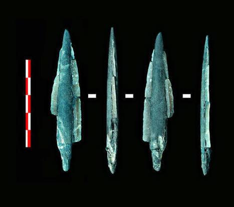 Hallan aparejos de pesca de hace 7.500 años - RTVE.es   World Neolithic   Scoop.it