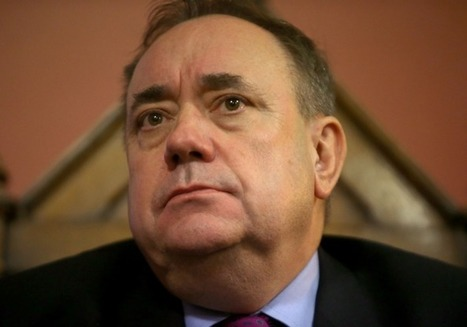 Alex Salmond predicts Nicola Sturgeon's efforts will lead to independence | My Scotland | Scoop.it