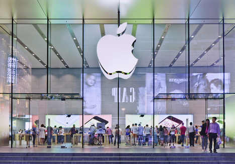 Apple Pay a Bust on Black Friday, New Data Shows | PYMNTS.com | Face lift for GAP DC | Scoop.it
