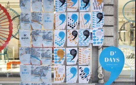D'Days : Du 4 au 9 juin à Paris   F A I R E   Scoop.it