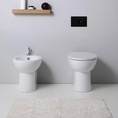 Sanitari da bagno sobri ed essenziali - KV Blog   Euro Notizie   Scoop.it