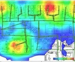 Cartographier vos réseaux WiFi avec Ekahau HeatMapper | Cuistot des Médias Sociaux | Scoop.it