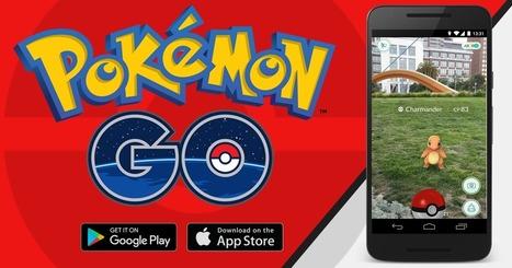 Qué datos recopila Pokémon Go y cómo gestionar la privacidad en el juego | Security & Hacktivism | Scoop.it