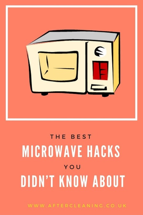 Microwave Hacks You Didn't Know About | Creative Ideas | Scoop.it
