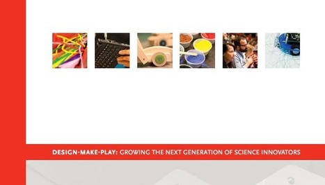 Design Make Play – Making + STEM « Otherlab's MENTOR News | Teens, Youth & Libraries | Scoop.it