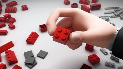Transmedia Storytelling From Lego: A World Without Limits | Los Storytellers | Scoop.it