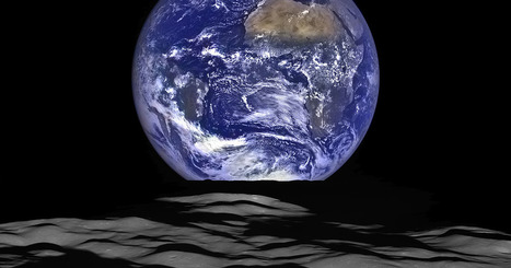 NASA Made This Amazing New 'Earthrise' Photo Over the Moon's Horizon | xposing world of Photography & Design | Scoop.it