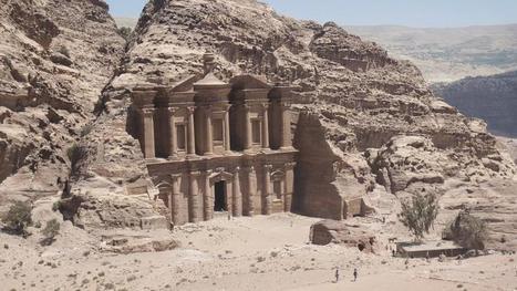 Un immense monument découvert près du site de Petra | www.directmatin.fr | Aux origines | Scoop.it