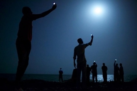 World Press Photo of the Year shows the mobile phone's impact on the modern world | Creative Explorations | Scoop.it