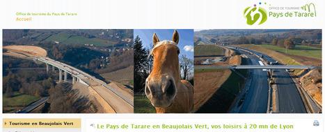 Widget Sitra : Office de tourisme du Pays de Tarare - Calendrier des manifestations | Astuces numériques des pros du tourisme du Rhône | Scoop.it
