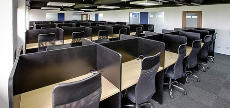 Can the Death of Cubicles Bring The New Age of Officing? | Office Space | Scoop.it