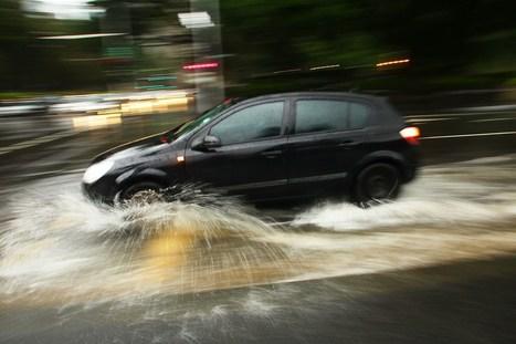 Flash Floods, Debris Expected In Northwest « CBS Las Vegas   water   Scoop.it
