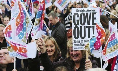 Teachers' strike: why I will be striking | Buss3 | Scoop.it