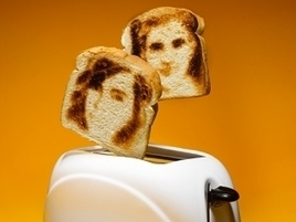 Must-Haves: Feed Your Ego With a Selfie Toaster   Networks in Social Sciences   Scoop.it