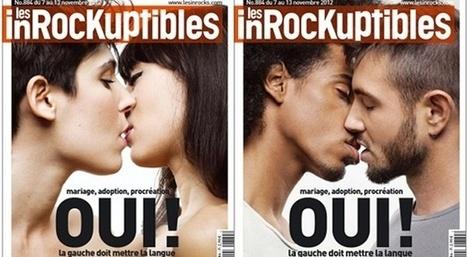 Les journalistes gays en première ligne sur le mariage pour tous | Slate | Journalisme | Scoop.it