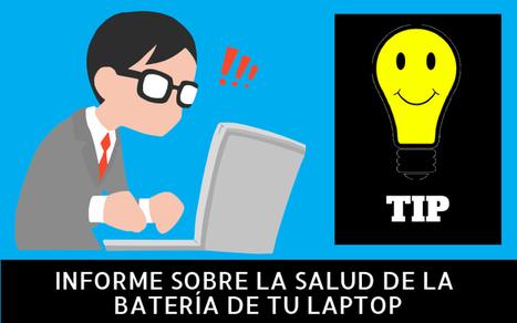 Truco Windows: informe sobre la salud de la batería del Laptop   Educativas   Scoop.it