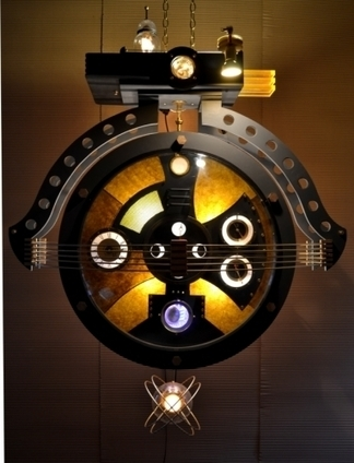 The Grand Master.  Steampunk Pendant Device | Steampunklive | Scoop.it