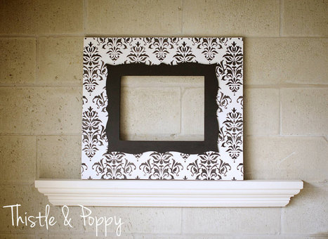 Buy Online Traditional Pictures Frames | Thistle & Poppy | Scoop.it