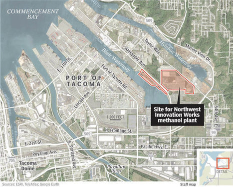 Multinational group proposes $1.8 billion gas-conversion plant in Tacoma - TheNewsTribune.com | Oil Spill Watch | Scoop.it