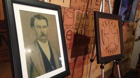 Murdered Texas Ranger Honored at Fort Chadbourne | All Things Texas | Scoop.it