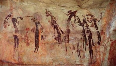 Art rupestre dans le bush australien | Univers Science | Aborigènes | Scoop.it