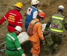 Death toll rises to 12 in Colombian gold mine collapse | Sustain Our Earth | Scoop.it
