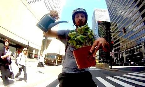 Vulbus Incognita: El hombre que vivía en una bicicleta - video | VIM | Scoop.it