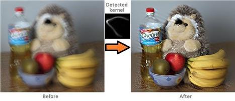 Logiciel gratuit portable SmartDeblur V 2.0 2013 Licence gratuite Restauration automatique d une photo floue | Philipides | Scoop.it
