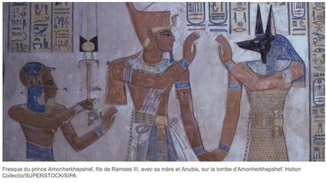 Actualités de l'archéologie et des Antiquités égyptiennes (23 décembre 2012) | archéologie | Scoop.it