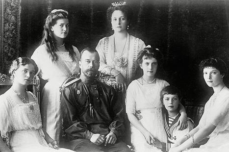 Russian Emperor Nicholas II fell victim to industry of lies | artslogic | Scoop.it