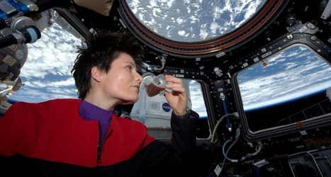 3D Printed Espresso Cup Used in Space | 3D Virtual-Real Worlds: Ed Tech | Scoop.it