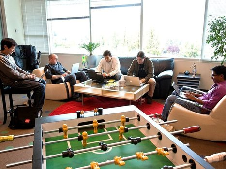 Google has found that its most successful teams have 5 traits in common | @liminno | Scoop.it