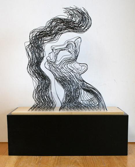 Gavin Worth | Illustrator | Painter | Sculptor | les Artistes du Web | Scoop.it
