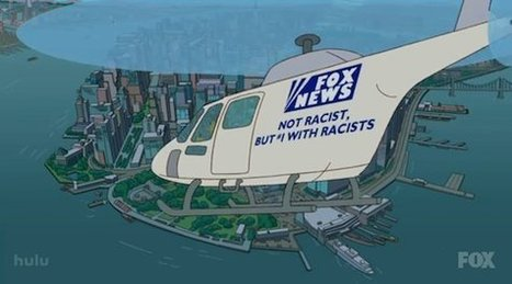 WATCH: 'Simpsons' Takes A Bold Hit At Fox News | Election by Actual (Not Fictional) People | Scoop.it
