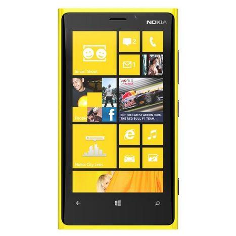 Nokia Lumia 920 | The Verge | franzfume news roller | Scoop.it