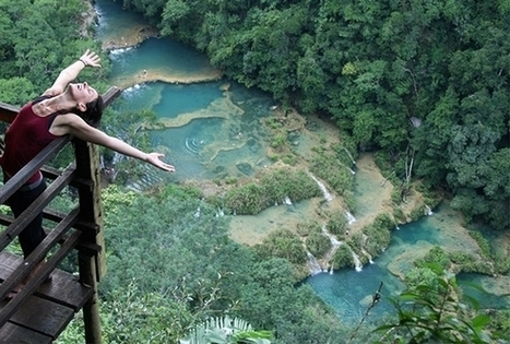 Visit Semuc Champey a paradise in Alta Verapaz Guatemala | Travel Central America Information | Scoop.it