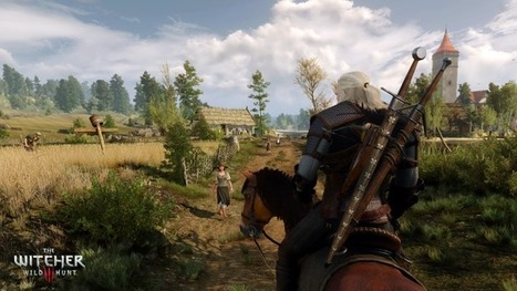The Witcher 3: Wild Hunt Full World Map Is So Big It Makes Skyrim's Map Look Like A Sand Pit | Playstation 4 (PS4) - PS4.sx | Playstation 4  |  PS4.sx | Scoop.it