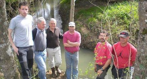 Autour des bassins de la Gélise et de l'Izaute   water news   Scoop.it