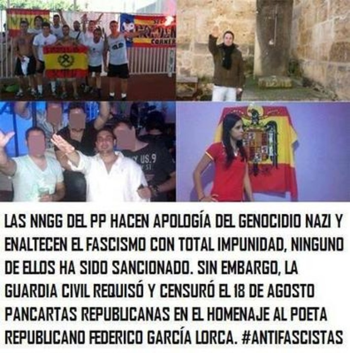 Twitter / rubenglez: Las NNGG del Partido Popular ... | Partido Popular, una visión crítica | Scoop.it
