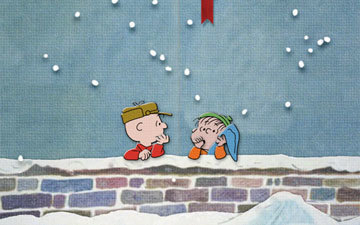 """A Charlie Brown Christmas"" Makes the iPad Feel Like Magic 