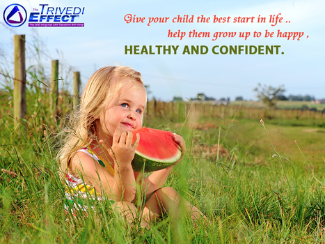 Bring total transformation in your child's life through The Trivedi Effect®   Health and Wellness   Scoop.it