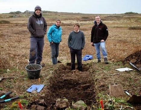Skomer Island dig dates settlement to Iron Age | Histoire et archéologie des Celtes, Germains et peuples du Nord | Scoop.it