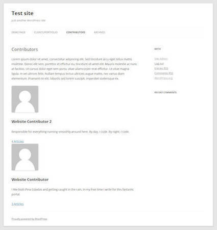 A Detailed Guide To WordPress Custom Page Templates | HTML5, CSS3 & another crazyness | Scoop.it
