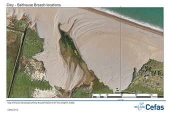 Remote piloted aircraft maps storm surge impacts - Phys.Org | Geomatics | Scoop.it