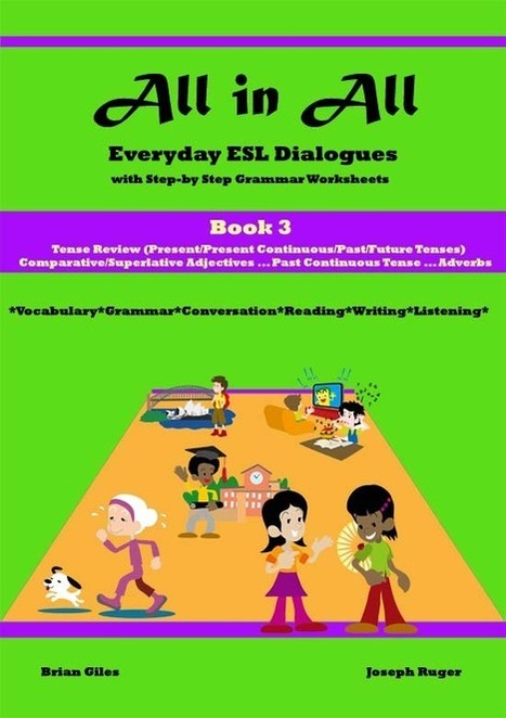 ESL Dialogues with Review Worksheets and Conversation Activities | classyo-com | Scoop.it