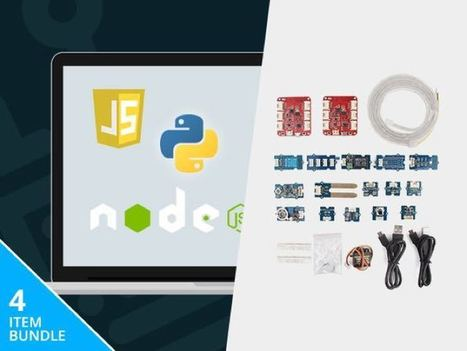 Complete Wio Link Kit & Online Learning Bundle, Save 75% | Raspberry Pi | Scoop.it